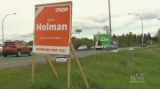 Do election campaign signs still have sway?