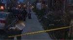 The man was rushed to a trauma centre in life-threatening condition, paramedics said. (CP24)