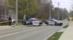 A man was taken to hospital after being tasered during an arrest in Kitchener on April 25, 2017.