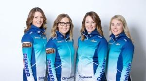On the women's side, Team Kerri Einarson of Winnipeg prevailed over Edmonton's Val Sweeting 7-4. (Source: Grand Slam of Curling)