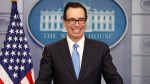 LIVE1: U.S. treasury secretary on tax reform
