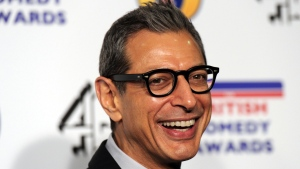 U.S. actor Jeff Goldblum (CARL COURT/AFP)
