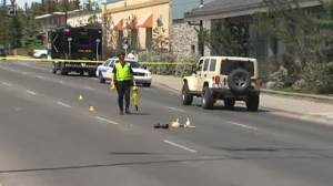 The court in a case against a man accused of murdering a gas station worker heard from witnesses to the deadly crash.