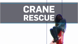 Woman plucked from crane 12-storeys above Toronto