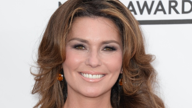 Shania Twain gears up for first album release in 15 years