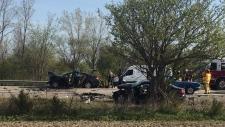 Highway 3 crash