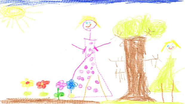 Hailey Richards, 5 years old, Senior Kindergarten, R. Tair McKenzie School