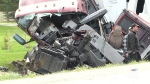 Truck driver to face charges over serious crash