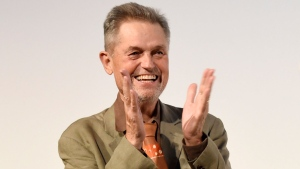 "FILE - In this Sept. 13, 2016, file photo, Jonathan Demme, director of the concert film ""Justin Timberlake + The Tennessee Kids,"" appears at the premiere at the Toronto International Film Festival in Toronto. Demme died, Wednesday, April 26, 2017, of complications from esophageal cancer in New York. He was 73. (Photo by Chris Pizzello / Invision/AP)"