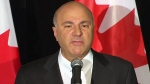 CTV News Channel: O'Leary drops out of race