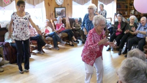CTV News at 5: Tiny Dancer turns 102!