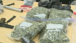 Three arrested in major Saint John drug bust