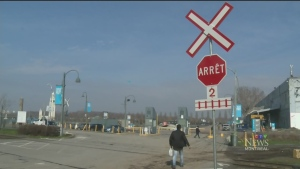CTV Montreal: Rail safety review comes early