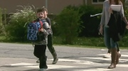 Boy seriously injured in marked crosswalk
