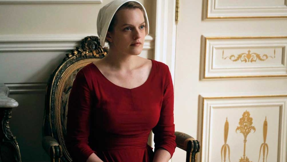 'The Handmaid's Tale' wins top Emmy Award prizes