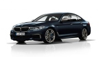 The new BMW M550d xDrive (BMW Group AG)