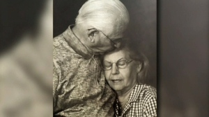 Chicago couple 91-year-old Isaac Vatkin and 89-year-old Teresa Vatkin died 40 minutes apart.