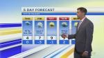 Forecast: More rain and more snow