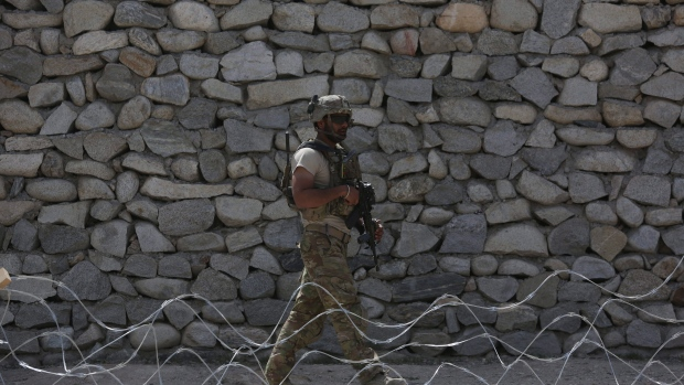 US troops killed in eastern Afghanistan