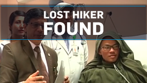 Taiwanese man missing for 47 days found alive