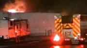 CTV Atlantic: Crews battle fire at Moncton RV deal