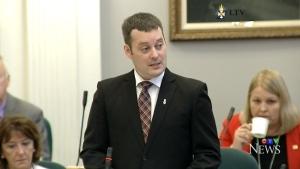 N.S. finance minister