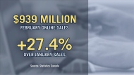CTV Ottawa: Demand for online retail shopping