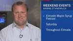 Check out these weekend events