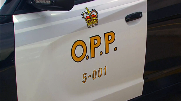 An OPP cruiser is seen in this file photo.