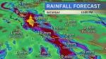 CTV Calgary: Mostly rain beyond Thursday