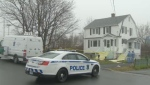 Police responded to what is being described as a sudden death call just after 1 p.m. Thursday at a home on Farquaharson Street in Dartmouth.