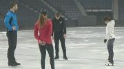 CTV News at 5: Stars on Ice!