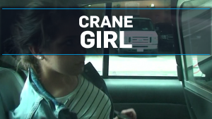 Who is Toronto's 'Crane Girl?'