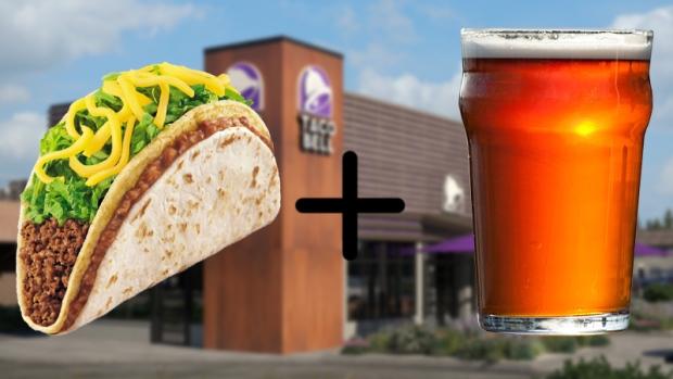 taco-plus-beer