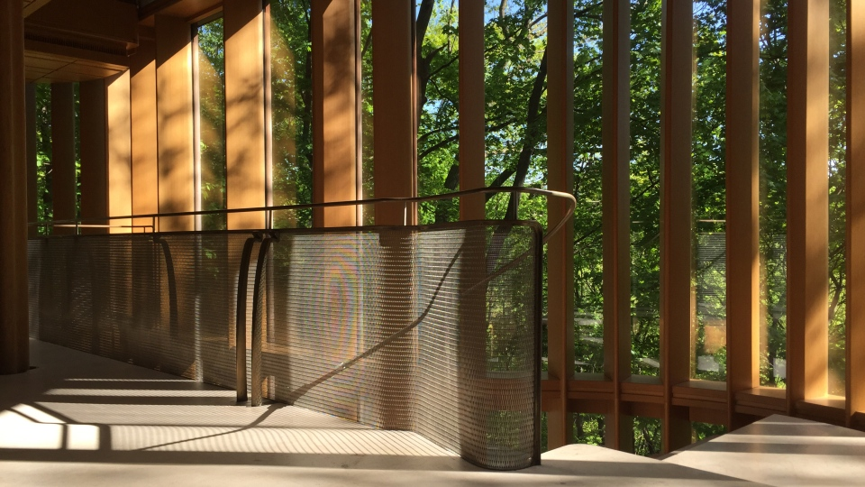 Known For Its Expansive Open Spaces And Curved Lines, Integral House Is One  Of Canadau0027s Most Unique Homes. (Joseph Clement)