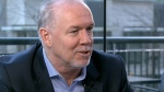 The personal side of NDP leader John Horgan