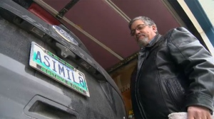 """Nick Troller said his licence plate bearing the word """"ASIMIL8"""" is a reference to Star Trek, but for at least one complainant it had darker connotations."""