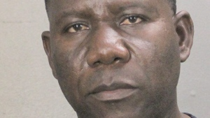 Police photo of Claude Sejour. (Broward Sheriff's Office)