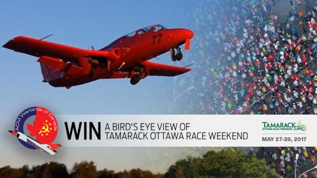 ACM Warbirds over Tamarack Ottawa Race Weekend!