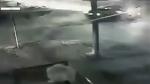 Surveillance of police crash