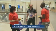 Students inspire random acts of kindness
