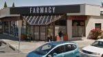 Farmacy, a cannabis retailer on Scott Street, is the first storefront to receive a business license under the city's new regulations for dispensaries. (Google Maps)