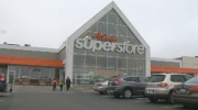 A special delivery today at the Superstore in Bayers Lake, as a shopper went into labour.