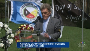 Workers remembered