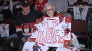 CTV Ottawa: 95-year-old Senators fan