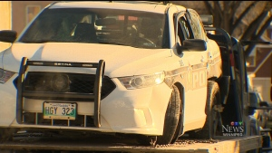 2 Winnipeg police officers involved in crash