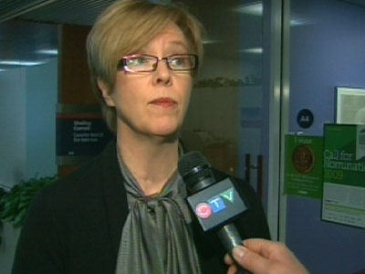 Coun. Shelley Carroll, who got an A+, said one not dealing with the environment is a 'very, very expensive proposition.'