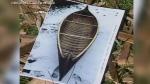 Flashback: Birch Bark Canoe