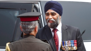 CTV National News: Sajjan's false claim
