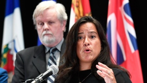 CTV National News: Justice ministers meet